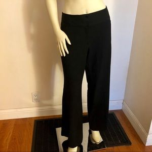 WHBM BLK Legacy Fit Flare Trousers   Size:  12S